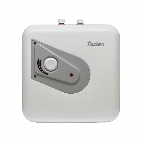 Електрически бойлер Tedan Q12 Enamel 12 литра за под мивка