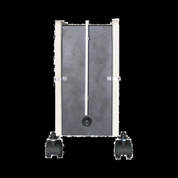 Tedan CVH E слонова кост, 2100 W, Електронен термостат