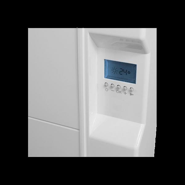 Tedan ESD-C 2000 W, Електронен термостат