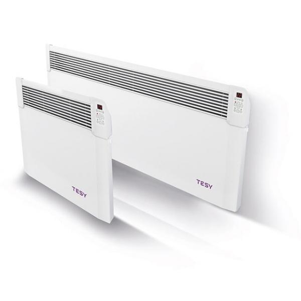 Конвектор Tesy CN 04 200 EIS W, 2000W, Електронен термостат