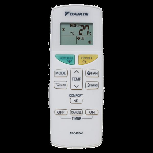 Daikin FTXF50A/RXF50A Sensira Bluevolution, 18000 BTU, Енергиен клас A++
