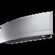 Daikin FTXJ20MS/RXJ20M Emura Silver Bluevolution, 7000 BTU, Енергиен клас A+++