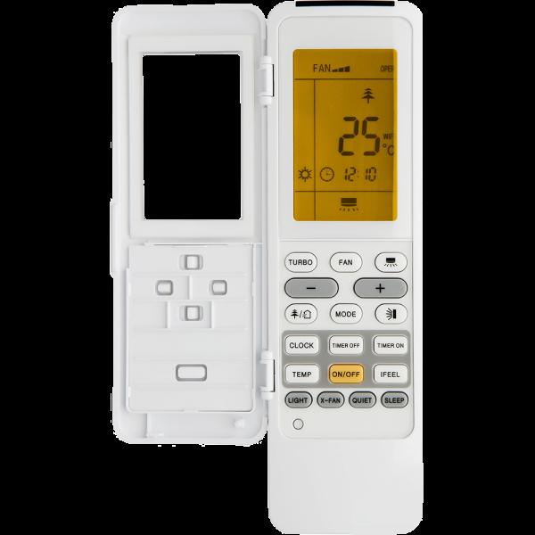 Gree GWH09YD-S6DBA1A AMBER NORDIC WiFi, 9000 BTU, Енергиен клас A++