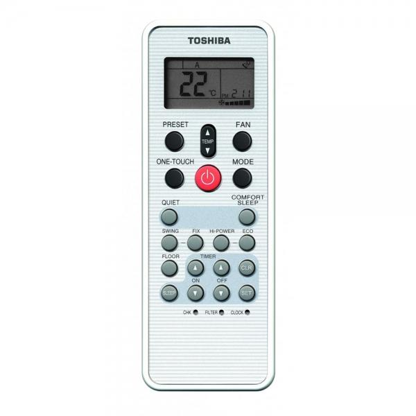 Toshiba Bi-flow RAS-B13UFV-E1/RAS-13N3AV2-E1  ,Енергиен клас A++, 13 000BTU