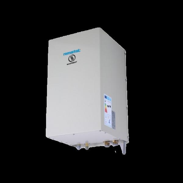 Термопомпа въздух-вода сплит отопление охлаждане, реверсивна, ECOHEAT 8kW, 220V, 50HZ